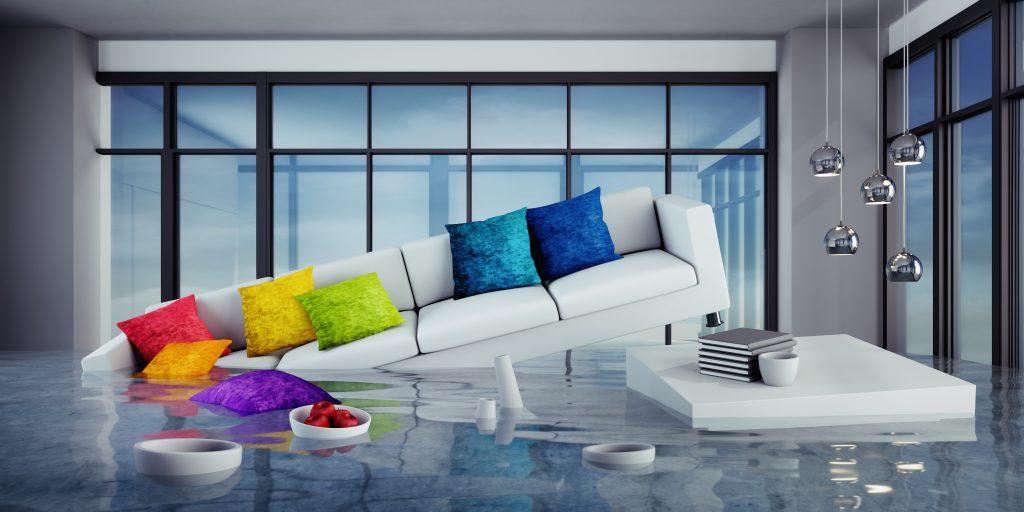 Home Flood Damage